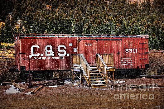 Jon Burch Photography - C and S Railroad