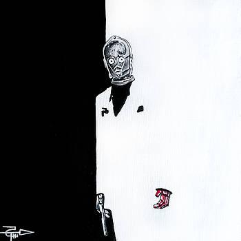 C3Pacino - Scar Arm by Tom Carlton