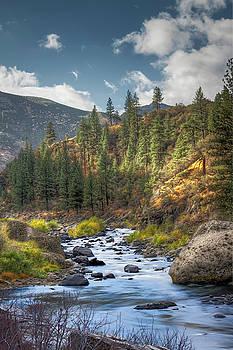 Bruce Bottomley - CA/Nevada Stream