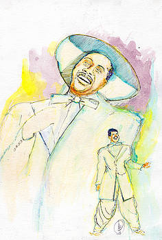 Cab Calloway by Howard Barry