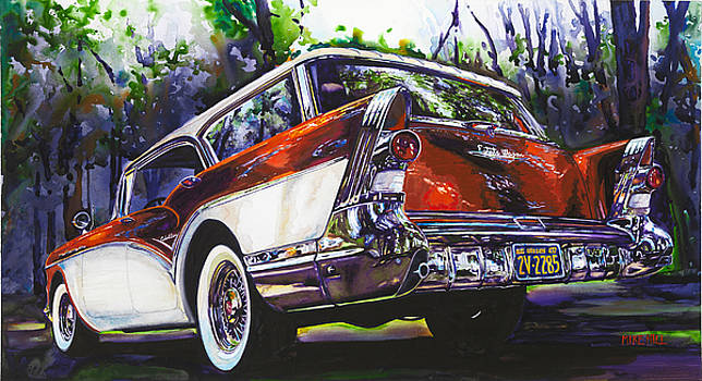 Caballero Estate Wagon by Mike Hill