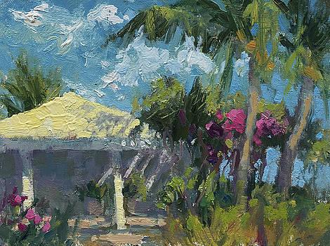 Cabana Bar by Bruce Bingham