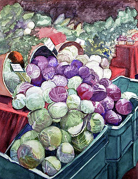 Cabbage Patch by Lynne Atwood