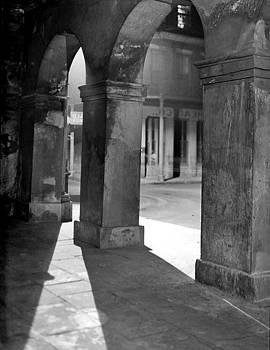 Cabildo Arches by Crescent City Collective