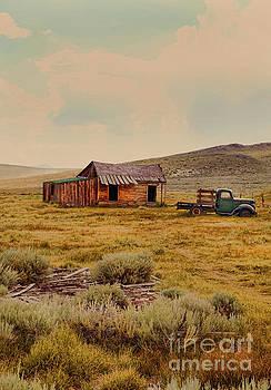Jill Battaglia - Cabin and Pickup Truck
