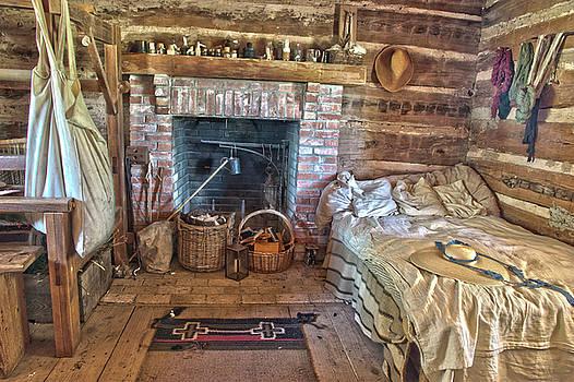 James Woody - Cabin Bedroom