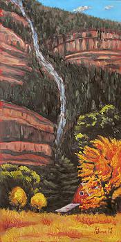 Gina Grundemann - Cabin by the Falls