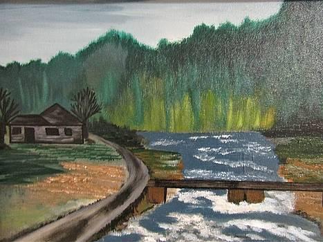 Cabin River by Shannon Barnes