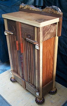 Cabinet by D Angus MacIver