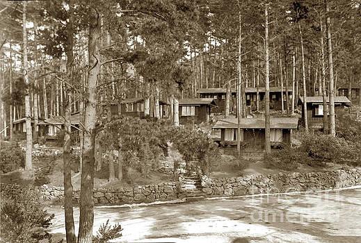 California Views Mr Pat Hathaway Archives - Cabins at Carmel Highlands Inn Circa 1930