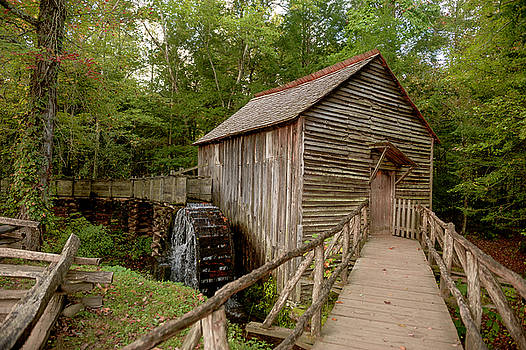 Cable Mill by Cathie Crow