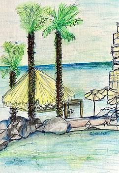 Cabo At Laroca  by Chuck Gebhardt