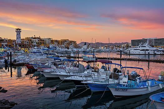 Cabo Marina by Greg Vaughn