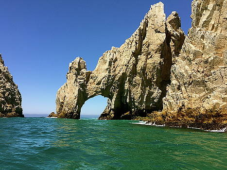 Cabo San Lucas 1 by Jesus Nicolas Castanon