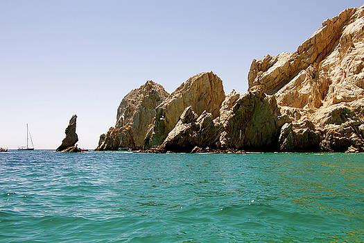 Cabo San Lucas 4 by Jesus Nicolas Castanon