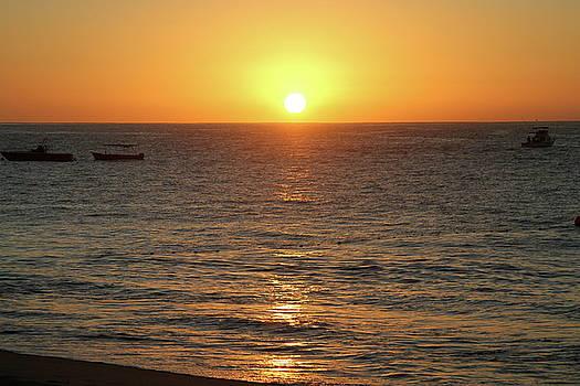 Cabo sunrise 2 by Douglas Smith