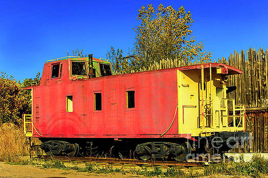 Jon Burch Photography - Caboose