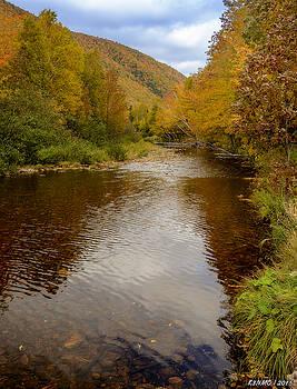 Cabot Trail Autumn 2015 by Ken Morris
