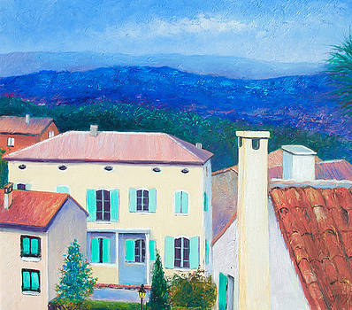 Jan Matson - Cabries - Aix-en-Provence France