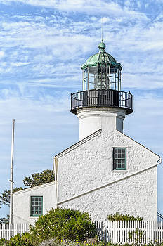 Cabrillo Lighthouse 2 by Rob Nelms
