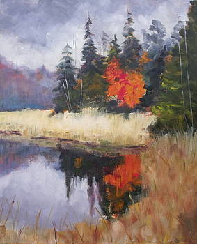 Cache Lake by Karen Masters