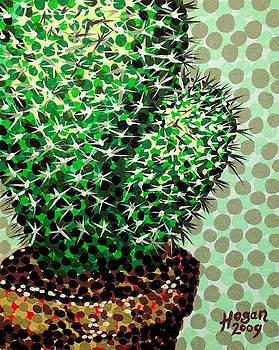Alan Hogan - Cactus Pot