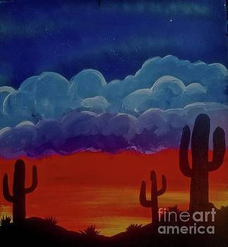 Cactus Country by Tony B Conscious