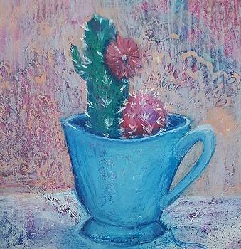 Cactus Tea by Jessica Lee
