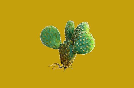 Usha Shantharam - Cactus