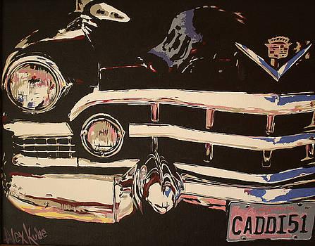 Caddy by Alexandra Kube
