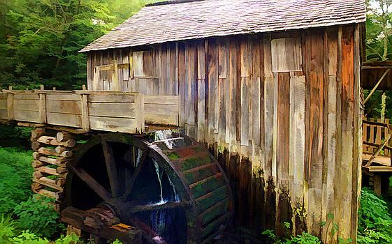 Sam Davis Johnson - Cade Cove Mill