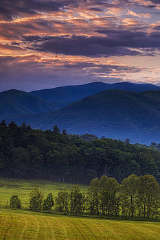 Cades Cove Morning by Andrew Soundarajan