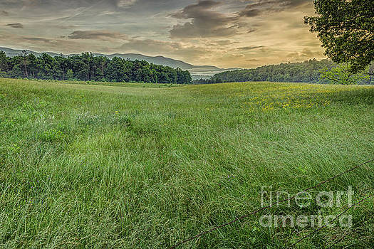 Cades Cove by Patrick Shupert