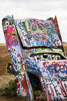 Marilyn Hunt - Cadillac Ranch
