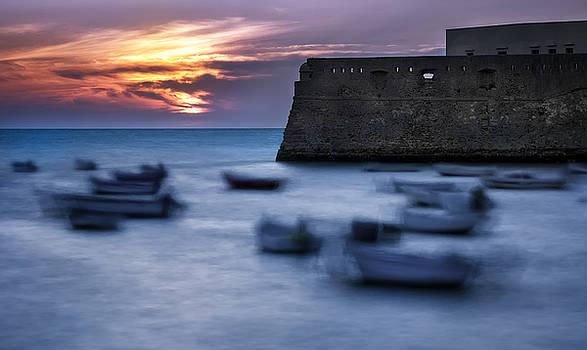 Hernan Bua - Cadiz sunset