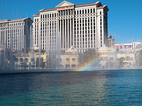 Caesar's Rainbow by Rae Tucker