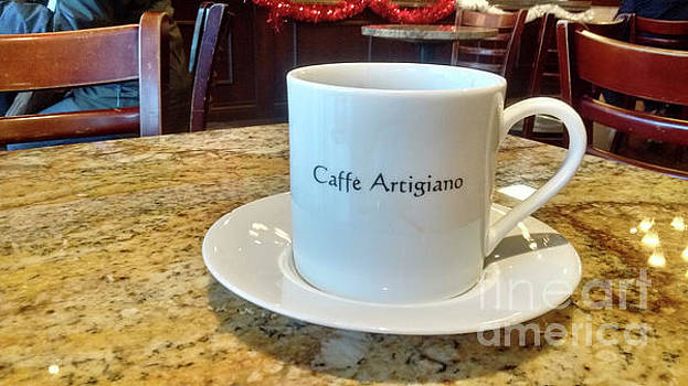 Caffe Artigiano by Bill Thomson