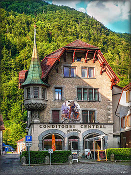 Cafe Confectionery Central by Hanny Heim