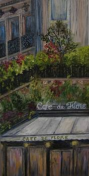 Cafe De Flore by Shiana Canatella