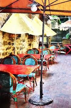 Cafe des Reveries by Chrystyne Novack