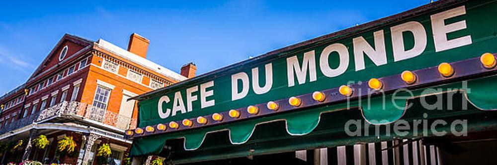Paul Velgos - Cafe Du Monde New Orleans Picture