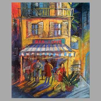 Cafe by Ilona Filip