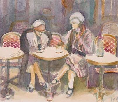 Cafe by Marty Smith