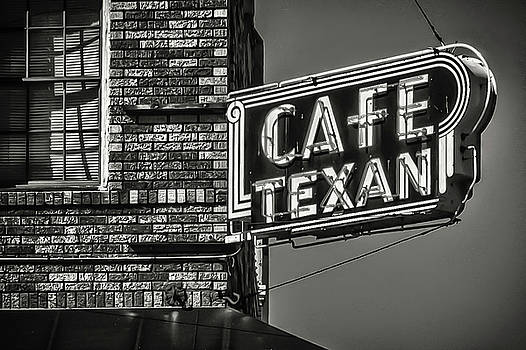 James Woody - Cafe Texan