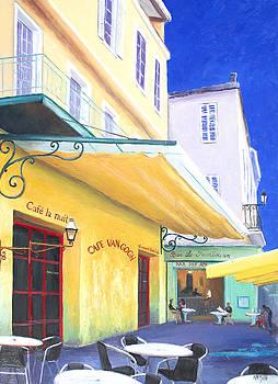 Jan Matson - Cafe Van Gogh