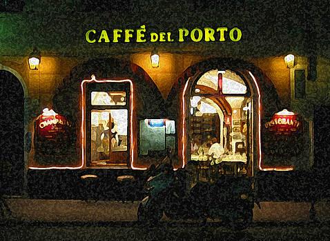 Caffe Del Porto by Paul Barlo