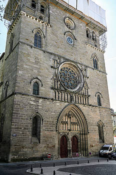 RicardMN Photography - Cahors Cathedral facade West
