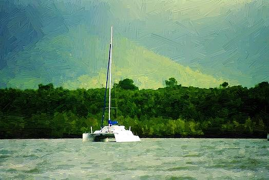 Cairns Australia by John Ellis