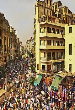 Cairo Pulse by Pamela Kelly Phillips