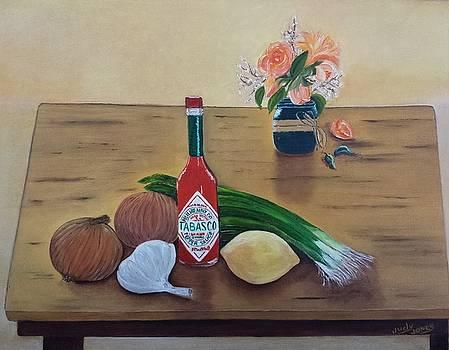 Cajun Kitchen by Judy Jones
